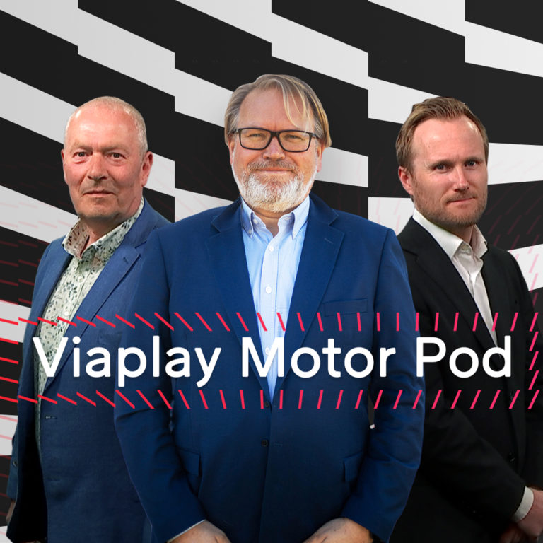 Viaplay Motor Pod: Episode 32