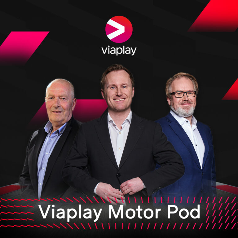 Viaplay Motor Pod: Episode 34